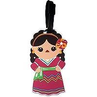 By Mexico Identificador de Maletas Modelo India Jalisco