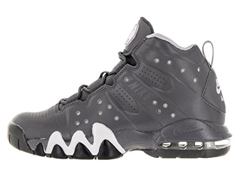 Barkley Gry Dark Wht Grey Air GS Kid's White Grey Dark Grey Grey Dark Wolf Nike Wlf Grey Max Dark qWUgHpWwt