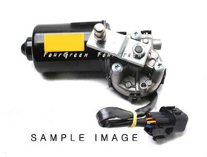 Genuine Hyundai 98100-29000 Windshield Wiper Motor Assembly