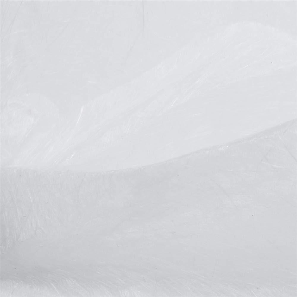 DyNamic 1X10M 30G Csm Fiberglass Mat Fibreglass Shortcut Strand Pads Fibreglass Roll Marine F/ür Grp Resin