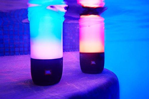 JBL Pulse 3 Wireless Bluetooth IPX7 Waterproof Speaker (Black) by JBL (Image #4)