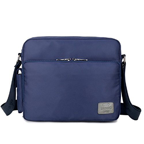 3e024e51a6b1 Messenger Shoulder Purse Bag Canvas Multifunctional Mens Womens ...