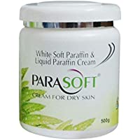 Parasoft dry skin cream paraben free with added goodness of aloe vera 500g (Pack of 1)