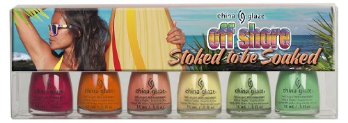 Offshore Collection - China Glaze Summer Off Shore Collection