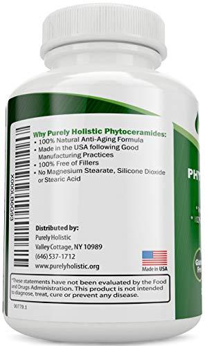 Amazon.com: Phytoceramides Piel Terapia Suplemento 60 ...
