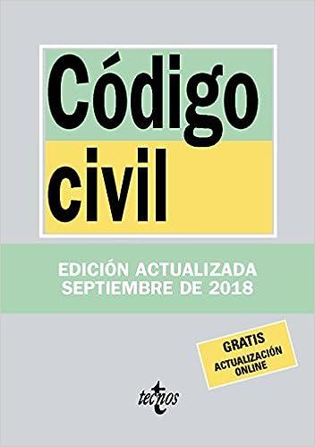 Código Civil por Editorial Tecnos