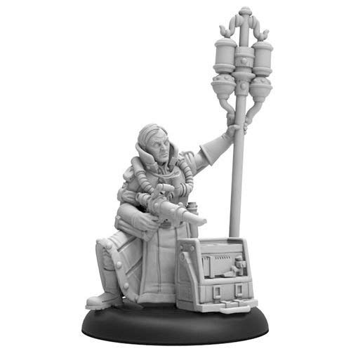 Privateer Press PIP37006 Golden Crucible: Doctor Adolphues Morely Character Solo Metal/Resin Miniature Game [並行輸入品] B07SB3YWQY