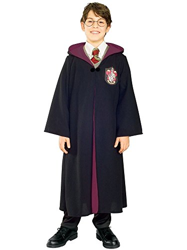 Hermione Costume Pattern (Deluxe Harry Potter Robe Costume - Small)