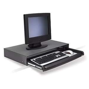 Amazon Com 3m Desktop Keyboard Drawer Gel Wrist Rest
