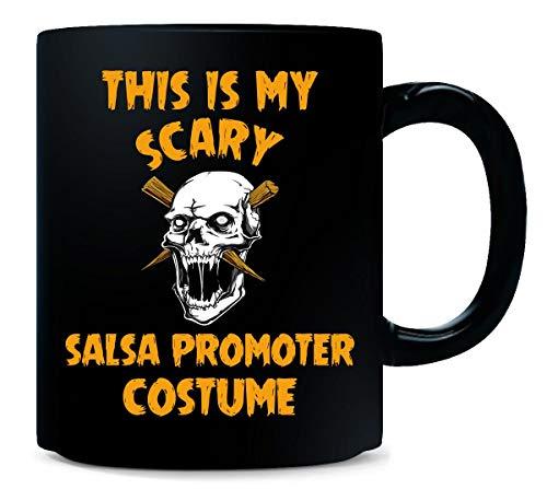 This Is My Scary Salsa Promoter Costume Halloween Gift - Mug
