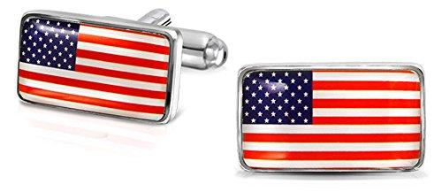 Us Flag Cufflinks - 2