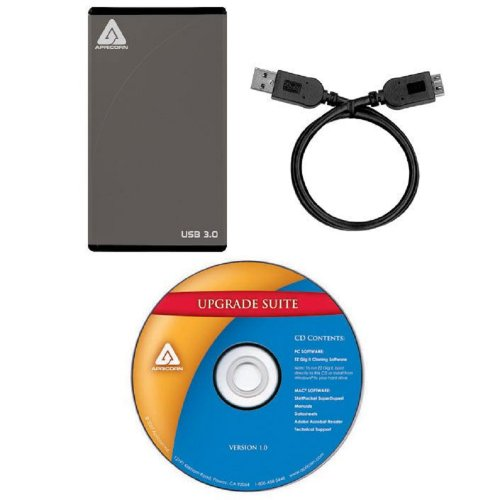 Apricorn EZ-Upgrade SATA Notebook Hard Drive Upgrade Kit wit