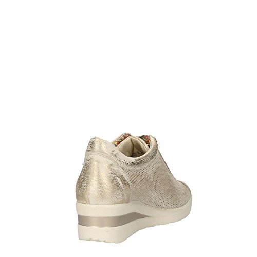 MELLUSO R20110 Sneakers Mujer Platino 34