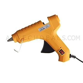ApTechDeals 40W Multi Purpose Hot Melt Glue Gun With 10 Big Glue Sticks
