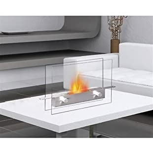 METROPOLITAN Table Top Ethanol Fireplace