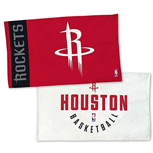 WinCraft Houston Rockets Locker Room On Court Towel