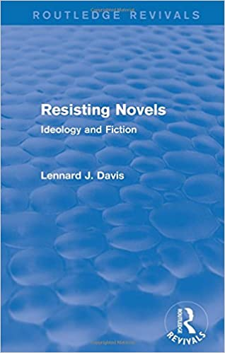 Resisting Novels (Routledge Revivals)