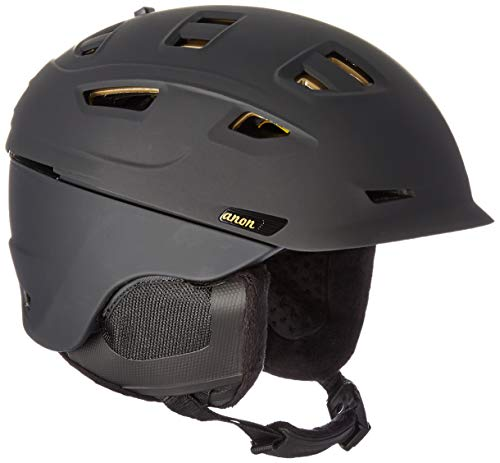 (Anon Women's Nova MIPS Helmet, Black, Large)
