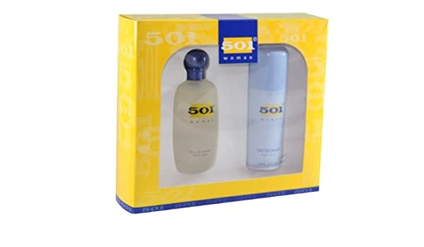 ESTUCHE COLONIA+DESODORANTE 501 100ml: Amazon.es: Bebé