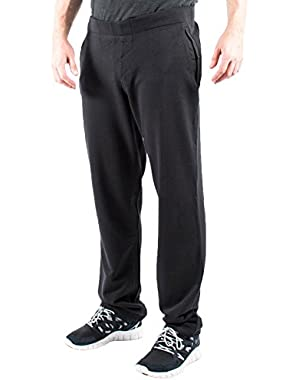 BY HUSSEIN CHALAYAN MEN'S TRACK PANTS BLACK 559707 01