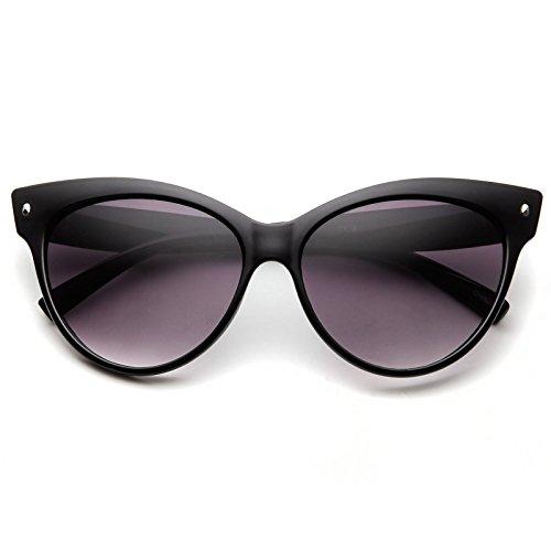SWG EYEWEAR® Trendy Womens High Pointed Cat Eye Sunglasses Maleficent - Sunglass Tomford
