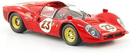 Ferrari 330 P4 No 23 Daytona 1967 Modellauto Fertigmodell Mattel 1 43 Spielzeug