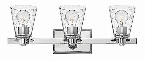 Hinkley 5553CM-CL Contemporary Modern Three Light