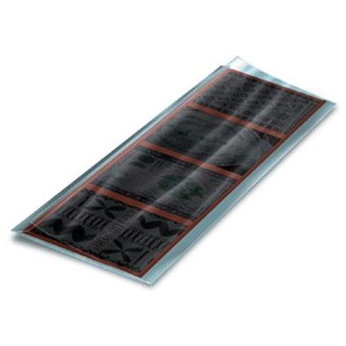 Print File Archival FF120 120 Size Fold Flap Negative Sleeving, Package of 50