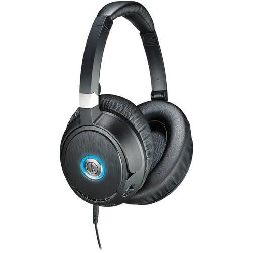 chollos oferta descuentos barato Auriculares AUDIO TECHNICA ATH ANC70 Color Negro de Diadema con Micro