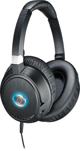 Audio-Technica ATH-ANC70 40hrs Noise Cancelling Black