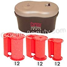 Caruso Professional Ion Steam Hairsetter With 36-rollers - Assorted Larger Rollers