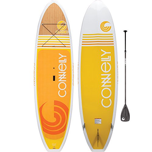 Connelly 2016 Classic Paddle Board with Paddle, 9'9'' x 31''/155L
