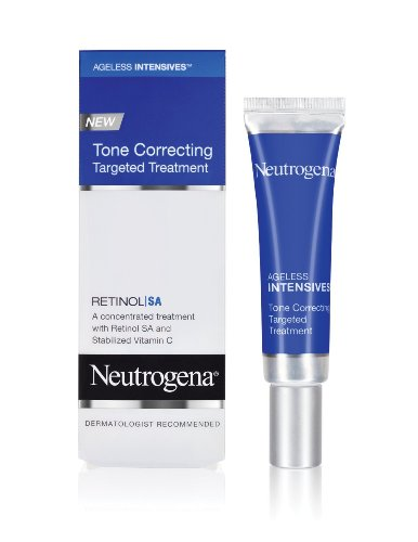 - Neutrogena Ageless Intensives Tone Correcting Targeted Treatment, 0.5 Ounce