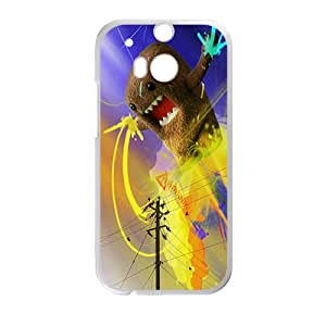 SANYISAN Domo Kun Case Cover For HTC M8 Case
