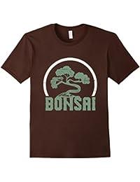 Japanese Bonsai Tree Circle - Zen Garden Art Penjing T-Shirt