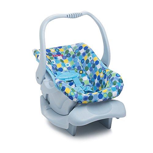 Lifelike Baby Doll Car Seats