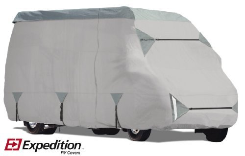 Expedition Class B RV Covers by Eevelle - Waterproof Marinex Boat Cover Fabric Rooftop