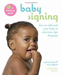 Babies usually start to talk around the age of two, but they can learn to communicate through sign language as early as six months. Using simple signs, babies can—and love to—tell their parents how they feel and what they need. Rather than guessing w...