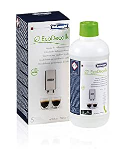 De'Longhi EcoDecalk, Natural Descaler for Coffee Machines 500ML, DLSC500