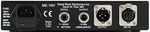 Great River 1NV Neve Inspired mic preamp
