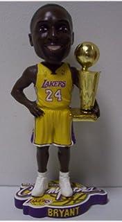 Kobe Bryant L.A. Lakers NBA Champions Bobblehead