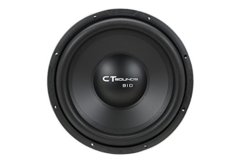CT Sounds 15 Inch Car Audio Subwoofer – Dual 4 Ohm Impedance, 800W Maximum Power Capacity, 2″ Voice Coil, Power Bass Subs For Your Car- Bio 15 D4