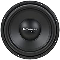 CT Sounds Bio 15 Inch Car Audio Subwoofer 250w RMS Dual 2 Ohm