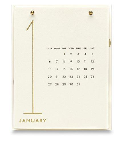 Kate Spade New York Desktop Calendar - Easel by Kate Spade New York
