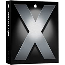 Mac OS X 10.4 Tiger Family Pack - 5 Client [DVD] [OLD VERSION]