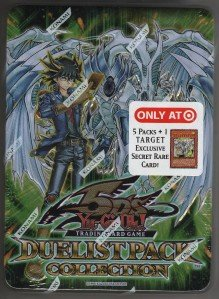 - YuGiOh 5D's 2009 Exclusive Duelist Pack Collection Tin (Stardust Dragon Assault Mode, Blackwing, Koa'ki and Iron Core) (Green Tin)