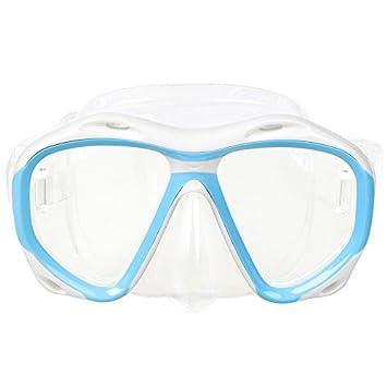 Buceo máscara Snorkel hipermetropía miopía gafas, hipermetropía miopía corrección lente Bifocal buceo diferente graduación óptica