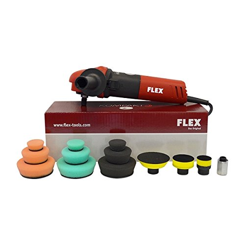 Detail King Flex PE8 Kompact Rotary Polisher Kit by Detail King (Image #1)