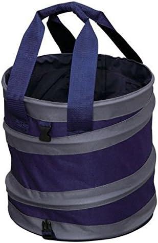 アイリスオーヤマ 工具袋 タフバッグ ポップアップ TIP-310 ダークブルー
