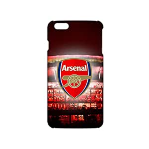 Cool-benz ARSENAL premier soccer (3D)Phone Case for iPhone 6
